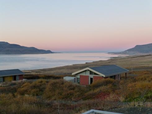 Sunrise over Hvalfjordur II