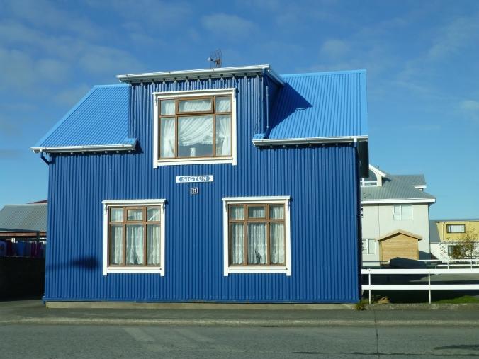 Blue House - Akranes