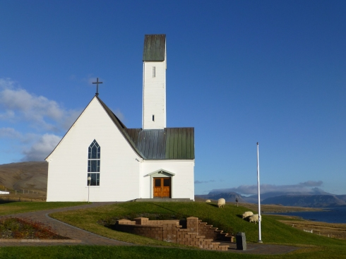 Hvalfjordur Church
