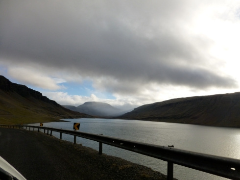 Hvalfjordur from the Road