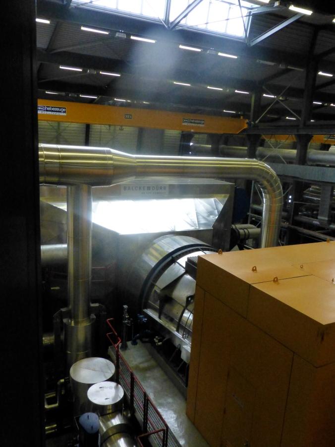 Geothermal Turbine
