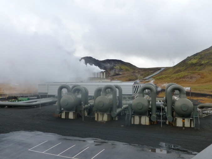 Hellisheidi Geothermal Energy Plant