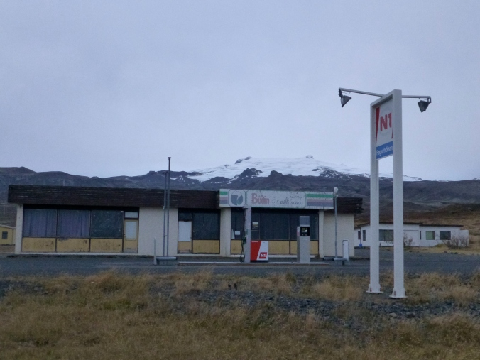 Loneliest Petrol Station in the World