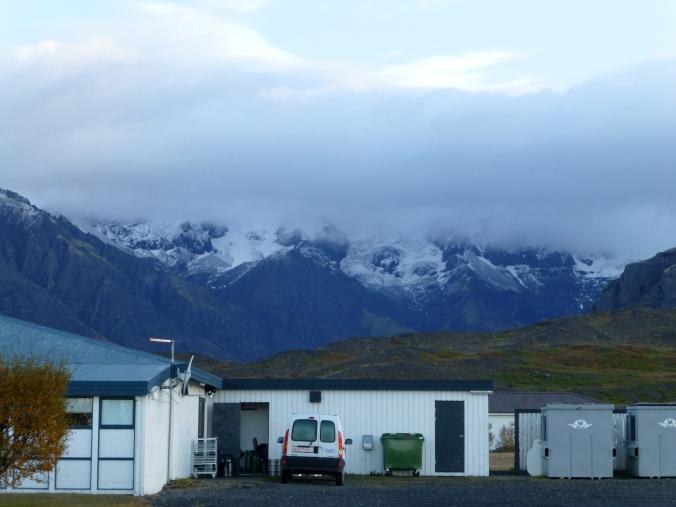 Fosshotel in Skaftafell