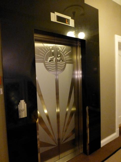 Hotel Borg Elevator