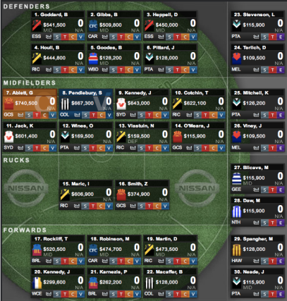 Allstates Supercoach