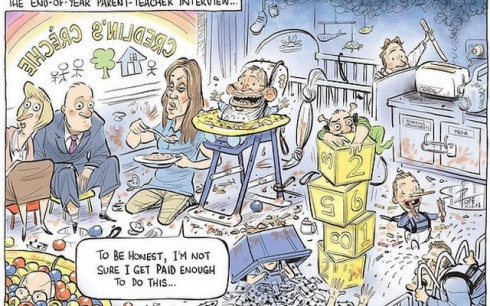 david pope pre school for pollies