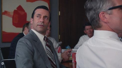 Jon Hamm as Don Draper - Mad Men _ Season 7B, Episode 12 - Photo Credit: Courtesy of AMC